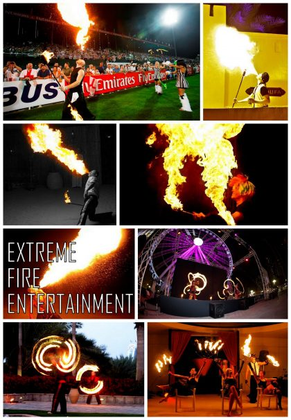Fire Entertainment