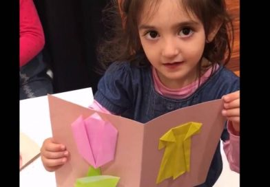 Origami Artist and Workshops   Middle East